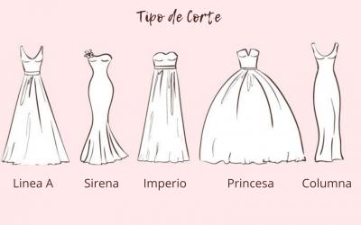 ¿Qué Corte de Vestido debo Elegir?